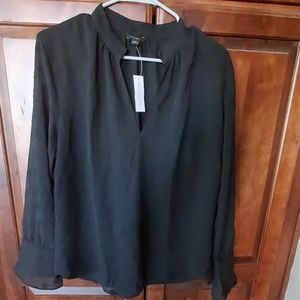 Ann taylor factory Blouse sz M new with tag $59.99
